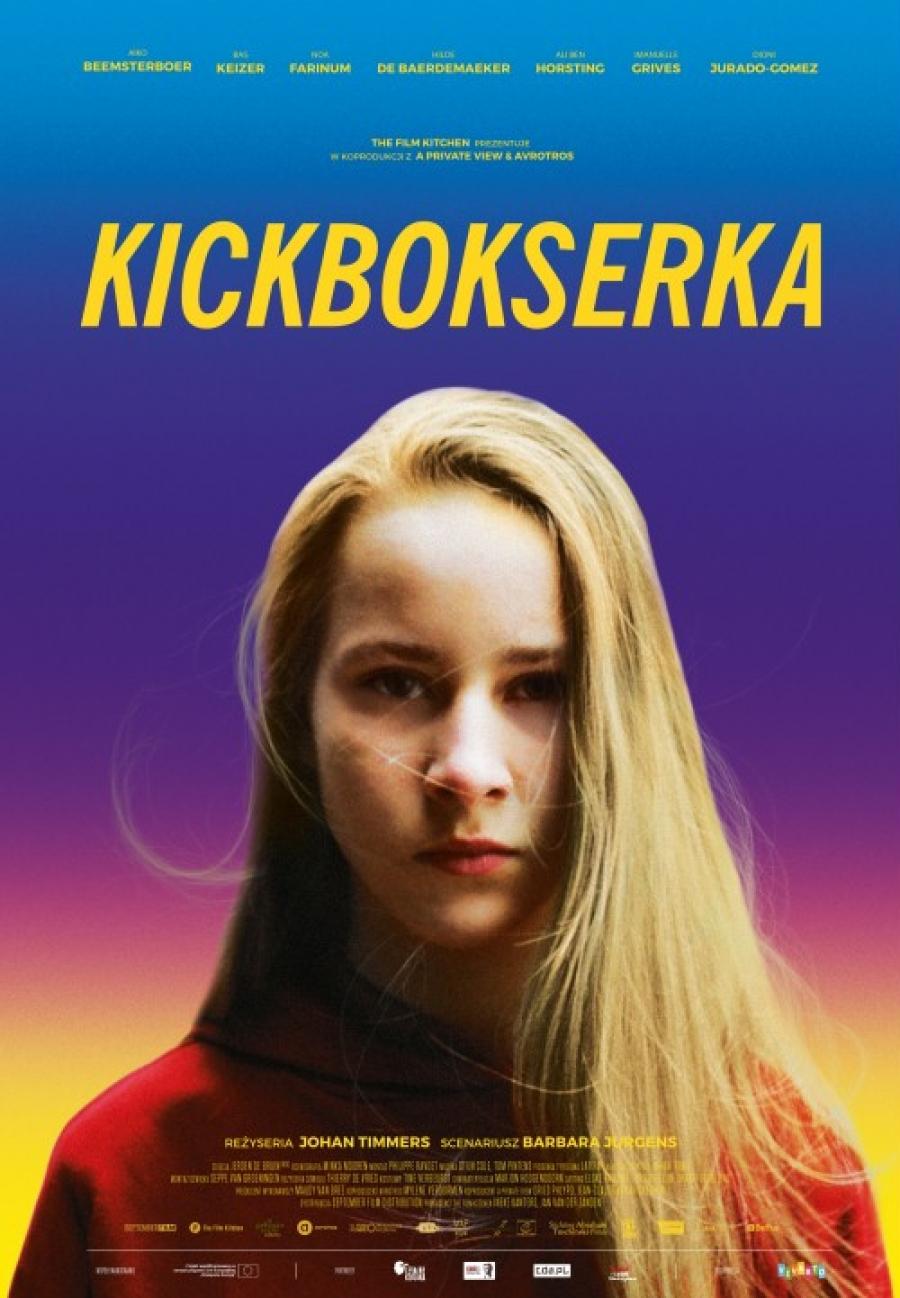 Kickbokserka (dubbing, 2D)