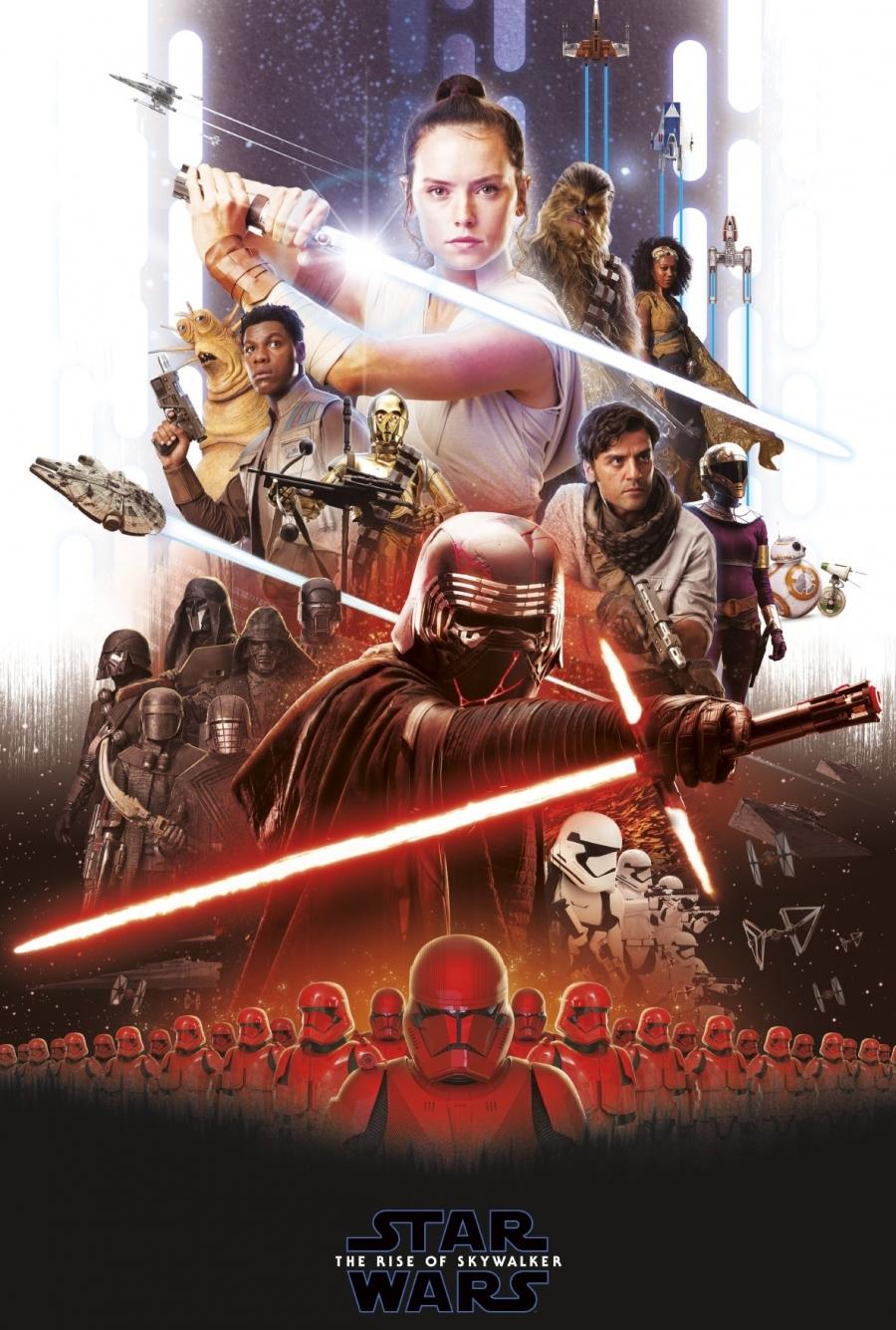 Gwiezdne Wojny: Skywalker. Odrodzenie (napisy, 2D)