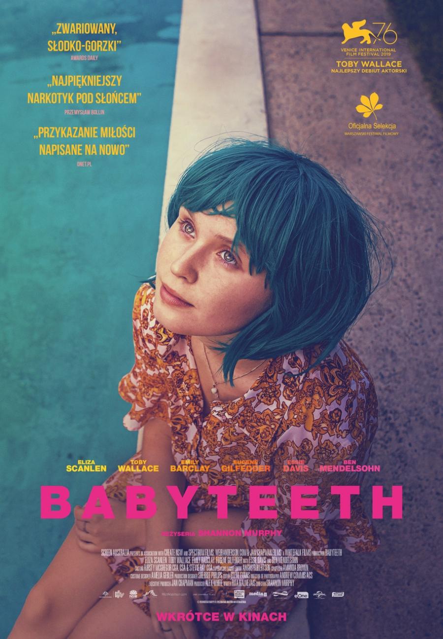 """""""Babyteeth"""" (napisy, 2D)"""