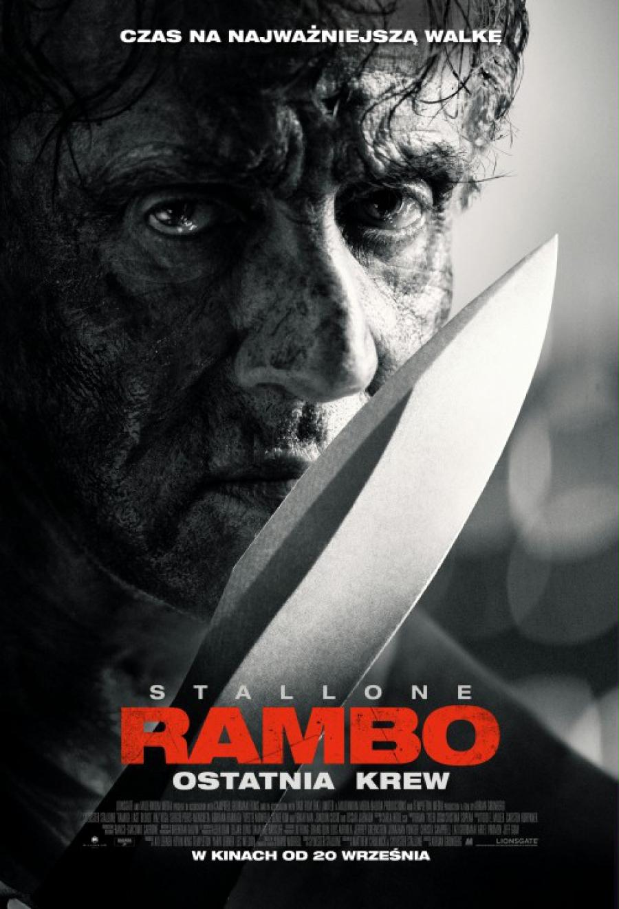 Rambo: Ostatnia krew (napisy, 2D)