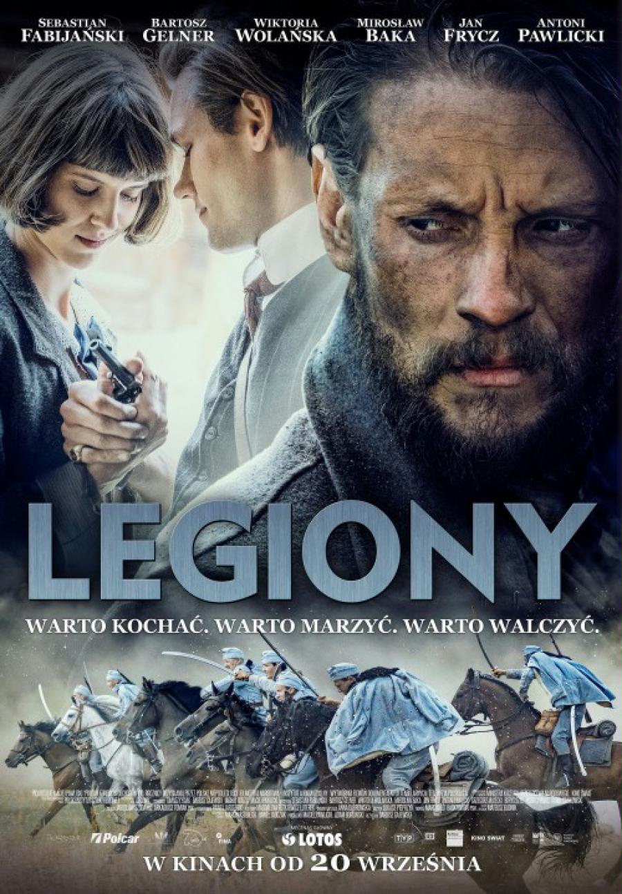 Legiony (2D,PL)