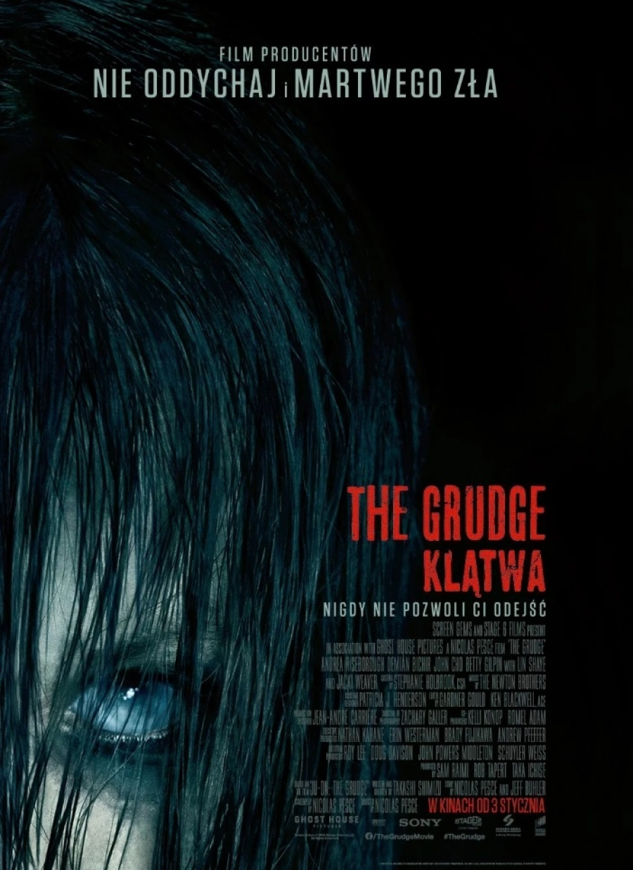 The Grudge: Klątwa (napisy, 2D)