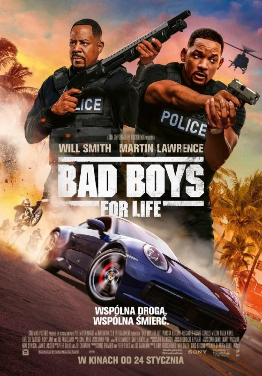 Bad Boys For Life (napisy, 2D)
